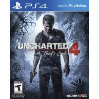 Naughty Dog Uncharted 4 A Thiefs End / 3000187 / Acción