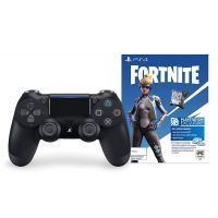Sony Control PS4 DualShock 4 / DS43004718 / Fortnite Jet Black