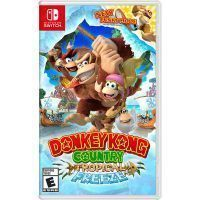 Nintendo Donkey Kong Country Tropical Freeze / HACPAFWTA / Aventura