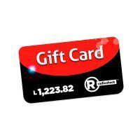 Gift Card L.1,223.82