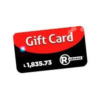 Gift Card L.1,835.73