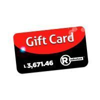 Gift Card L.3,671.46