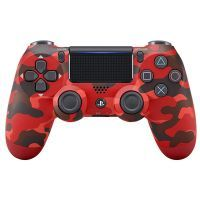 Sony Control de PS4 / DS43004381 /  Red Camouflage